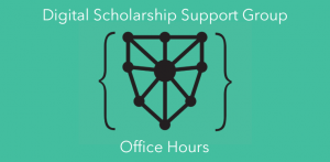 DSSG Office Hours (Thursdays) @ Cabot Science Library: Ice Cube | Cambridge | Massachusetts | United States