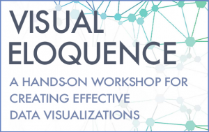 Visual Eloquence: A Hands-On Workshop for Creating Effective Data Visualizations (Spring 2020) @ Lamont Library B-30 Collaborative Learning Space   Cambridge   Massachusetts   United States