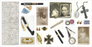 Identity, Personhood, and Material Culture: Personal Effects Confiscated from Prisoners at Dachau Concentration Camp @ Discovery Bar, Cabot Library | Cambridge | Massachusetts | United States