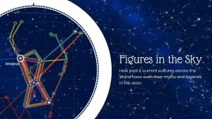 Discovery Series: Figures in the Sky Initiative @ Zoom